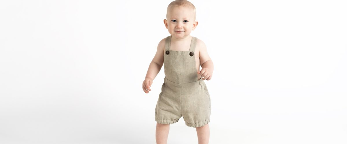 Baby S Brown Onesie 961198
